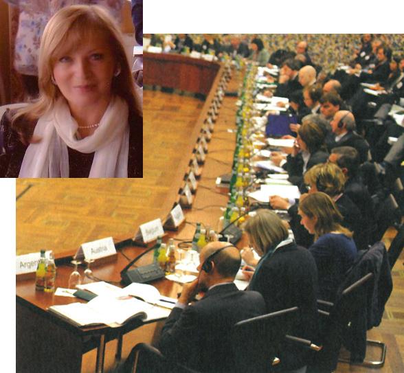 IRENA alapító értekezlet