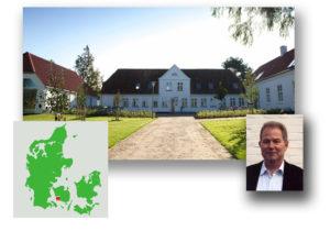 6 hetet tölthettek Dániában a Dán Demokrácia Alapítvány támogatásával Helnes Szigetén